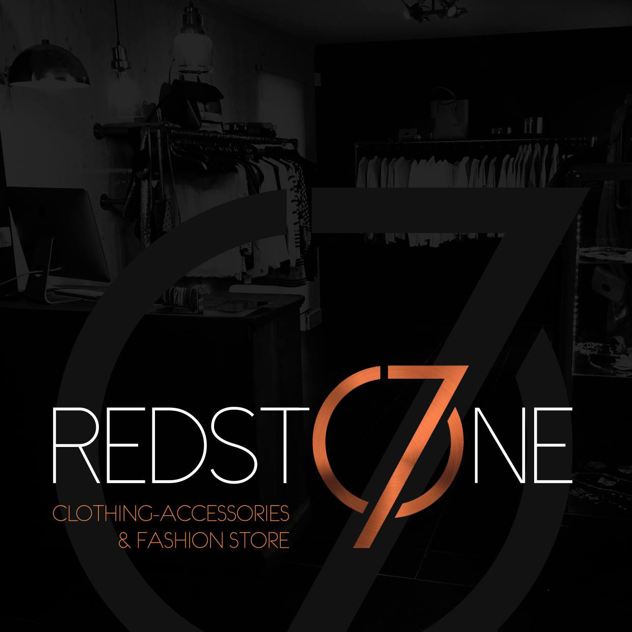 Conception logo RedStone7