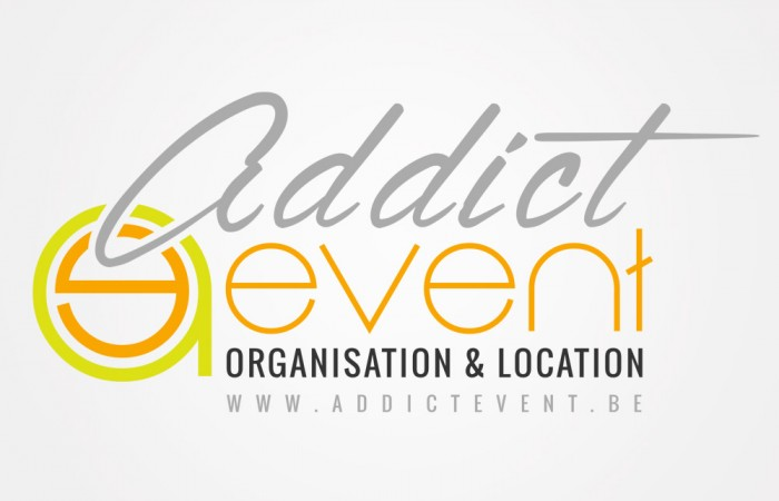 Conception du logo Addict Event