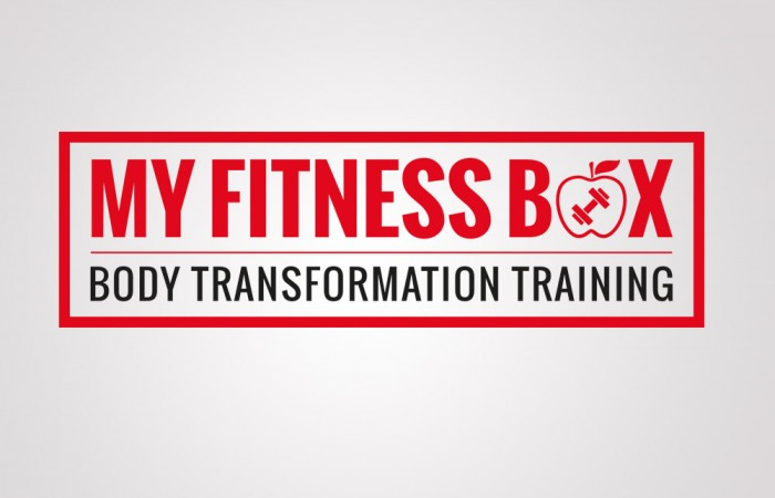 Conception du logo My Fitness Box