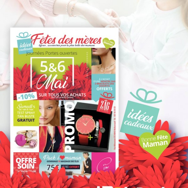 Conception graphique flyers